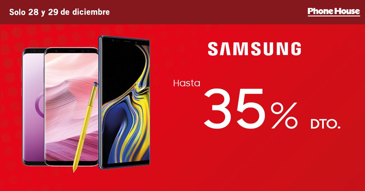 Descuento Samsung