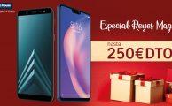 Hasta 250 euros de descuento en regalos en el Especial Reyes Magos de Phone House hasta el 4 de enero