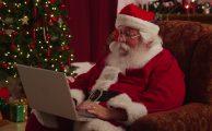 Papá Noel operador