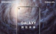 Nuevo Samsung Galaxy A8s: el primer smartphone de la marca con agujero en pantalla y sin minijack