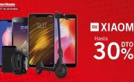 Aprovecha descuentos de hasta el 30% en Xiaomi solo el 27 de diciembre