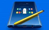 Galaxy Note 9 bateria adaptativa