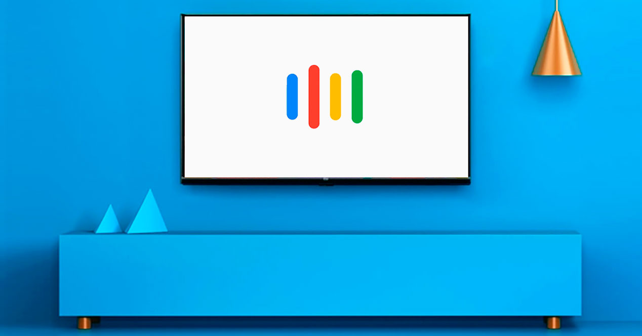 Google Assistant en Android TV