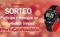 ¡Ya tenemos ganador del #SORTEO #PorTuCaraNavideña!