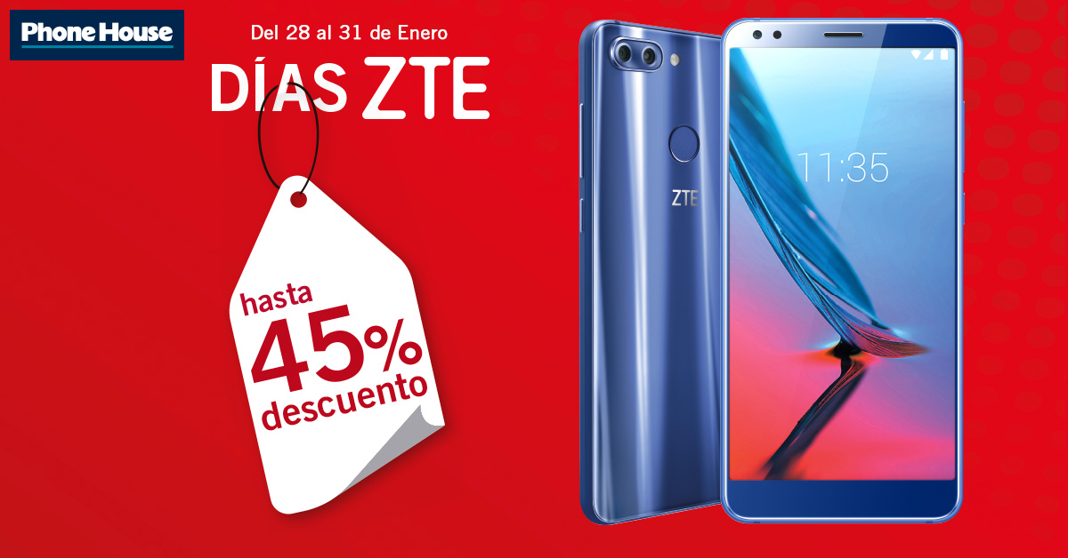 Dias Zte Phone House