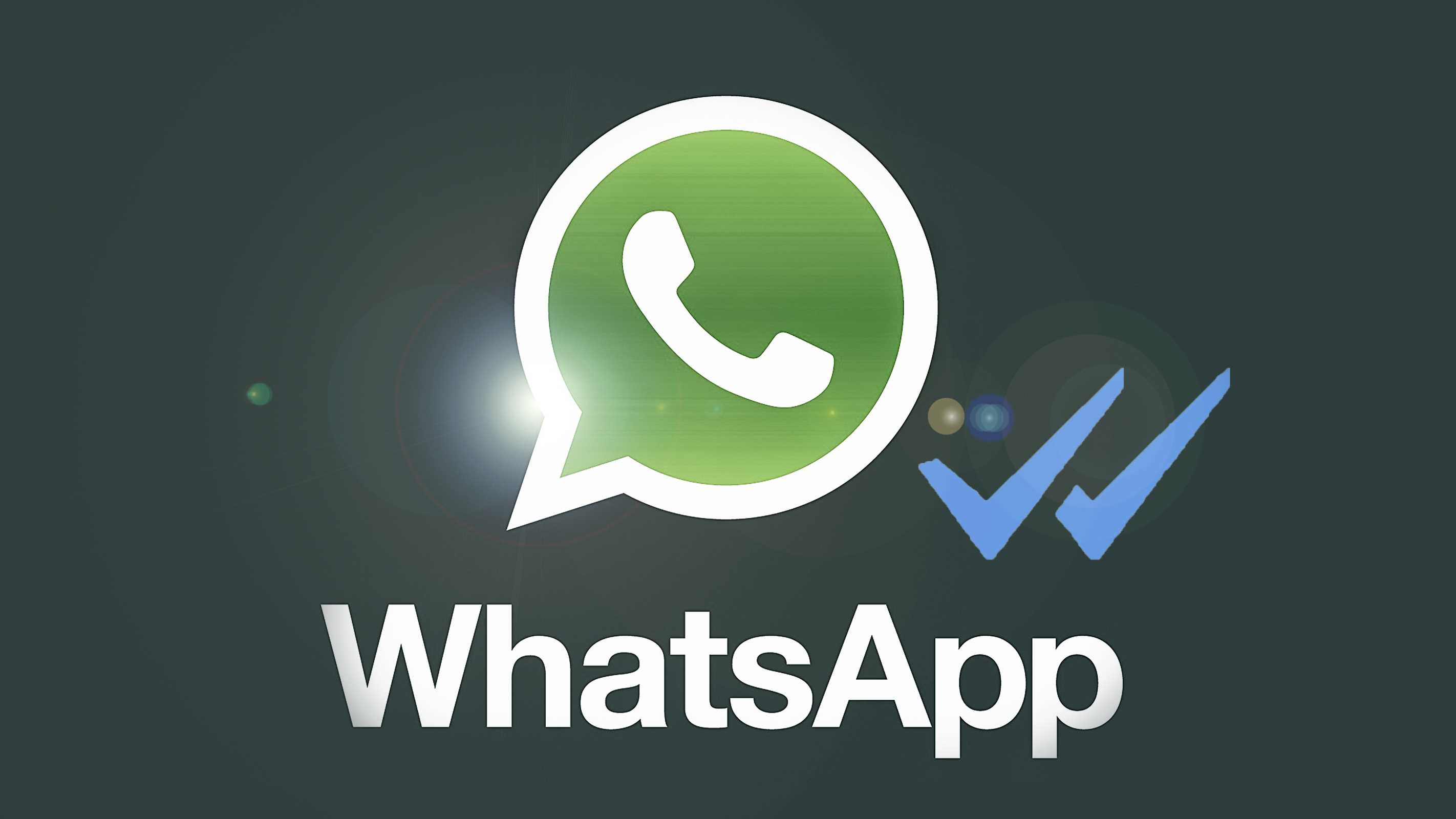 Doble Check Azul En Whatsapp