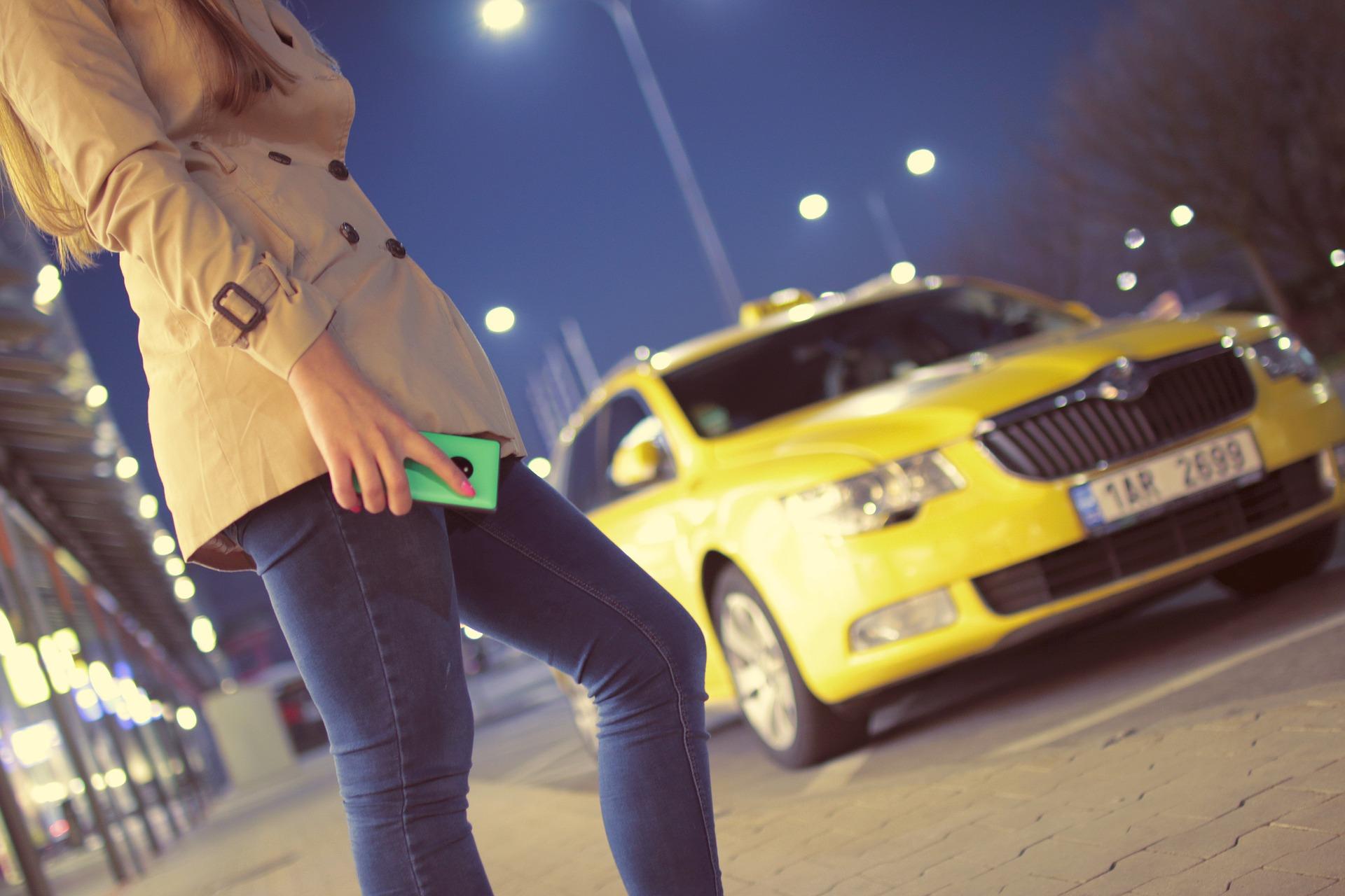 Huelga De Taxi