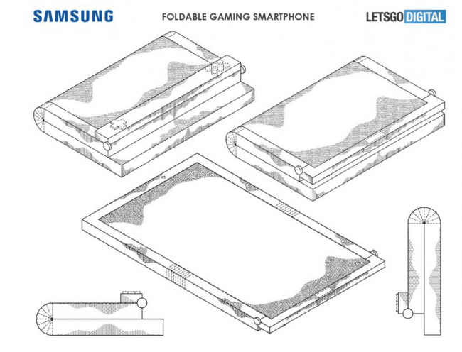 Movil Flexible Gamers Samsung