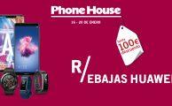 Rebajas Huawei Phone House