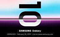 Samsung desvela la fecha de presentación del Galaxy S10, ¿qué sabemos de el?