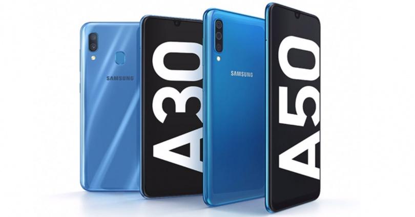 Galaxy A30 Y A50