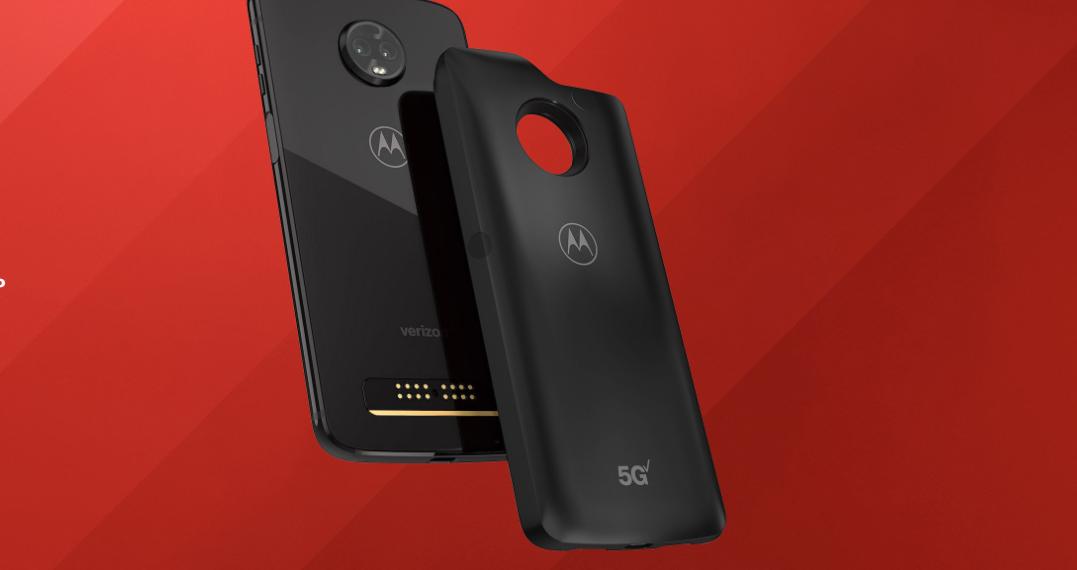 Moto Mod 5g Motorola