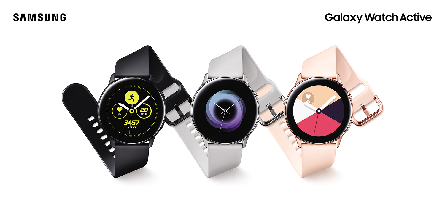 Samsung Galaxy Watch Active (1)