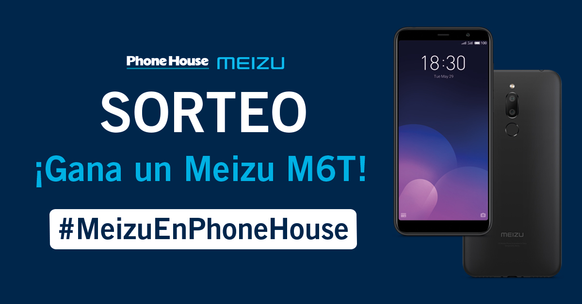 Sorteo Meizu Ph Blog