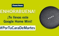 Ganador Sorteo Google Home Mini en Phone House