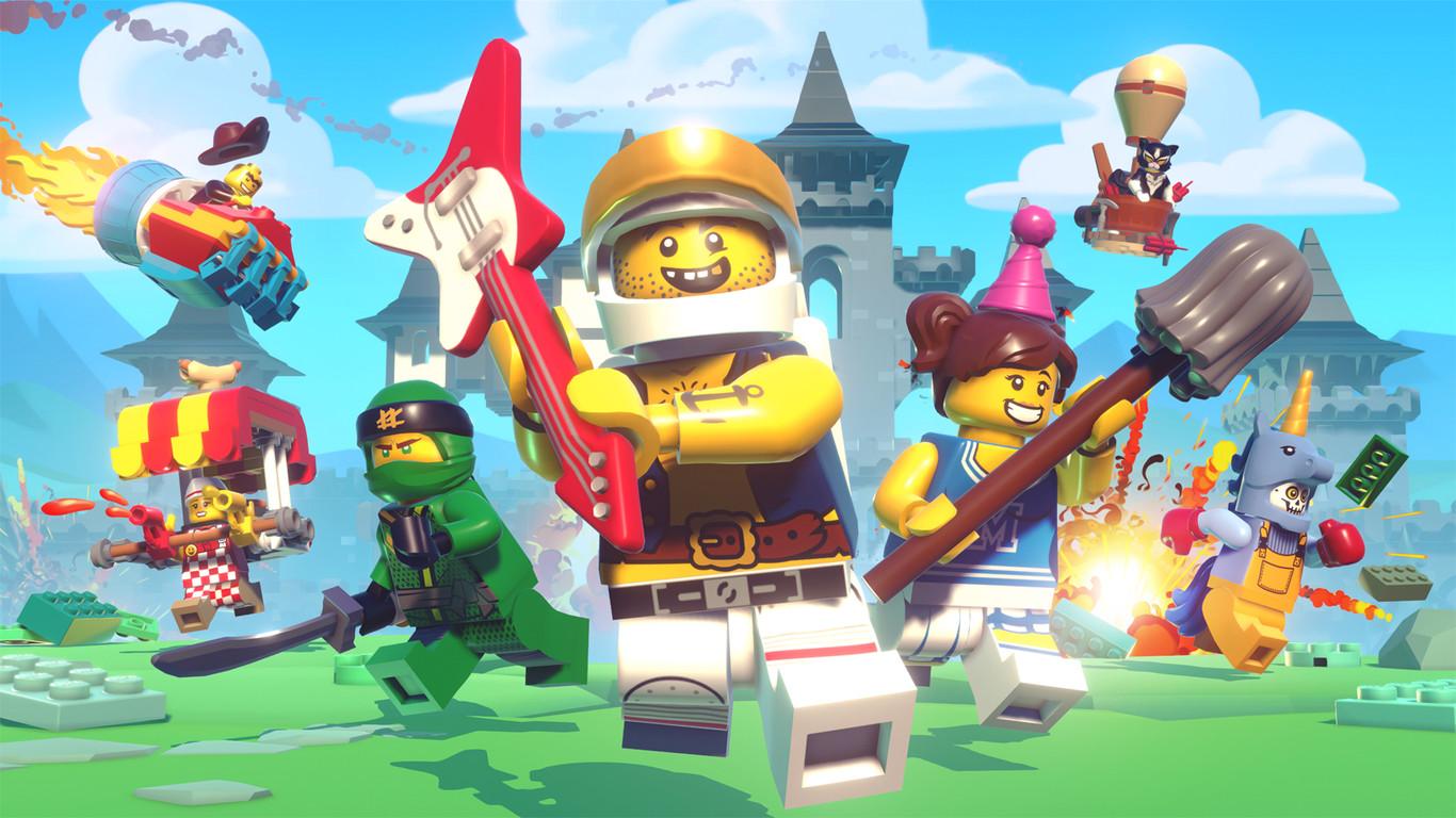 Apple Arcade Lego