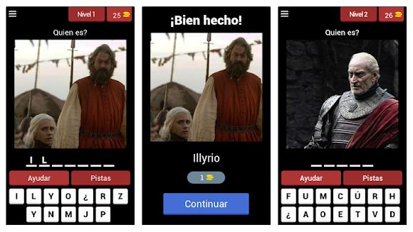 Juego De Tronos App