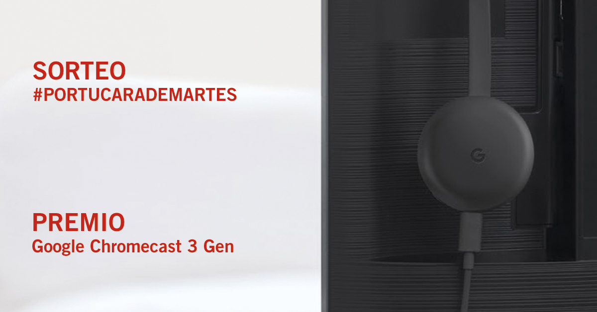 Sorteo Phone House Gana un Chromecast