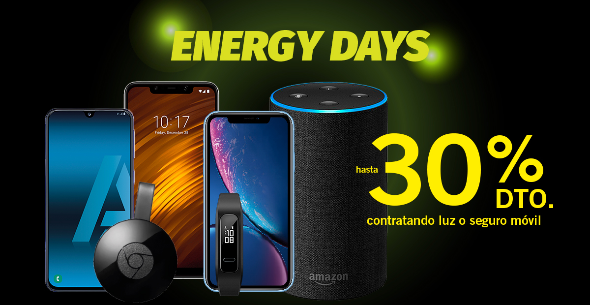 Energy Days De Phone House