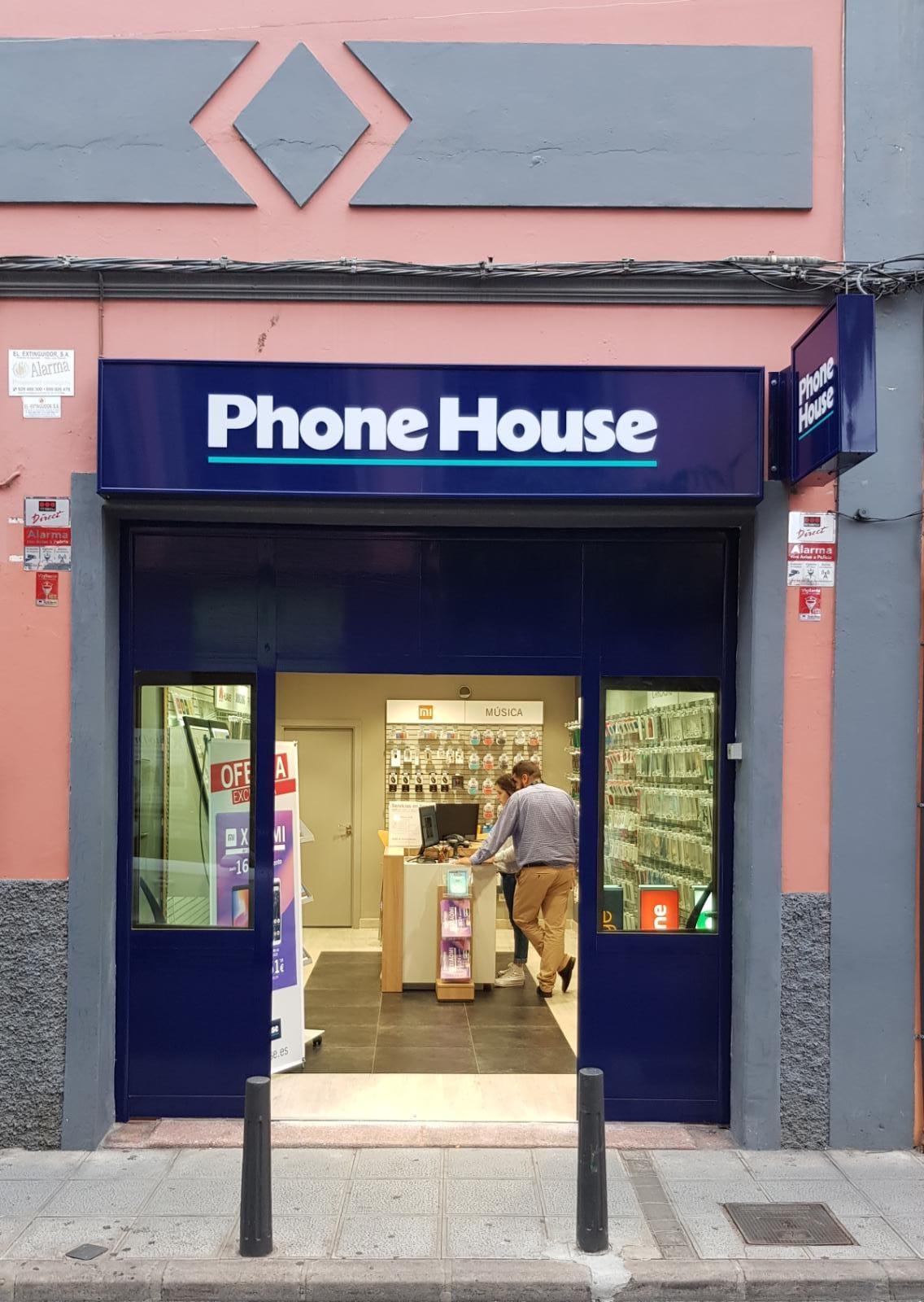 phone house abre nueva tienda en Gáldar, Las Palmas
