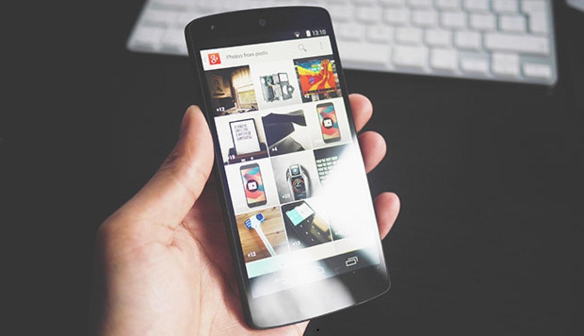 Organizar Fotos Android