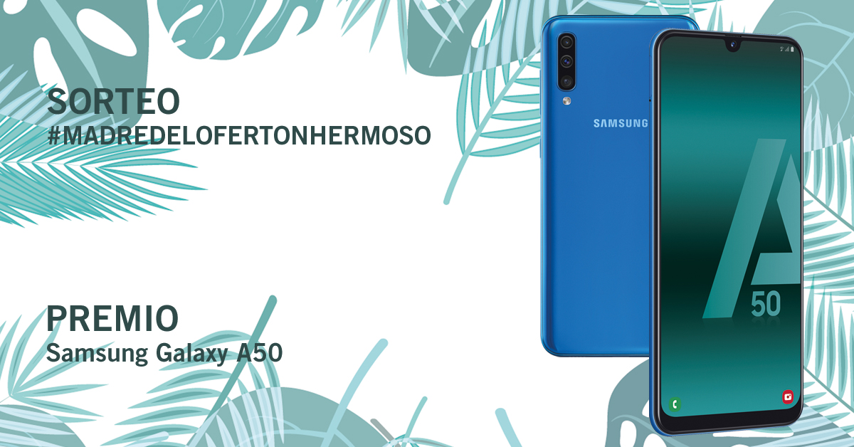 Phone House sorteo Samsung Galaxy A50
