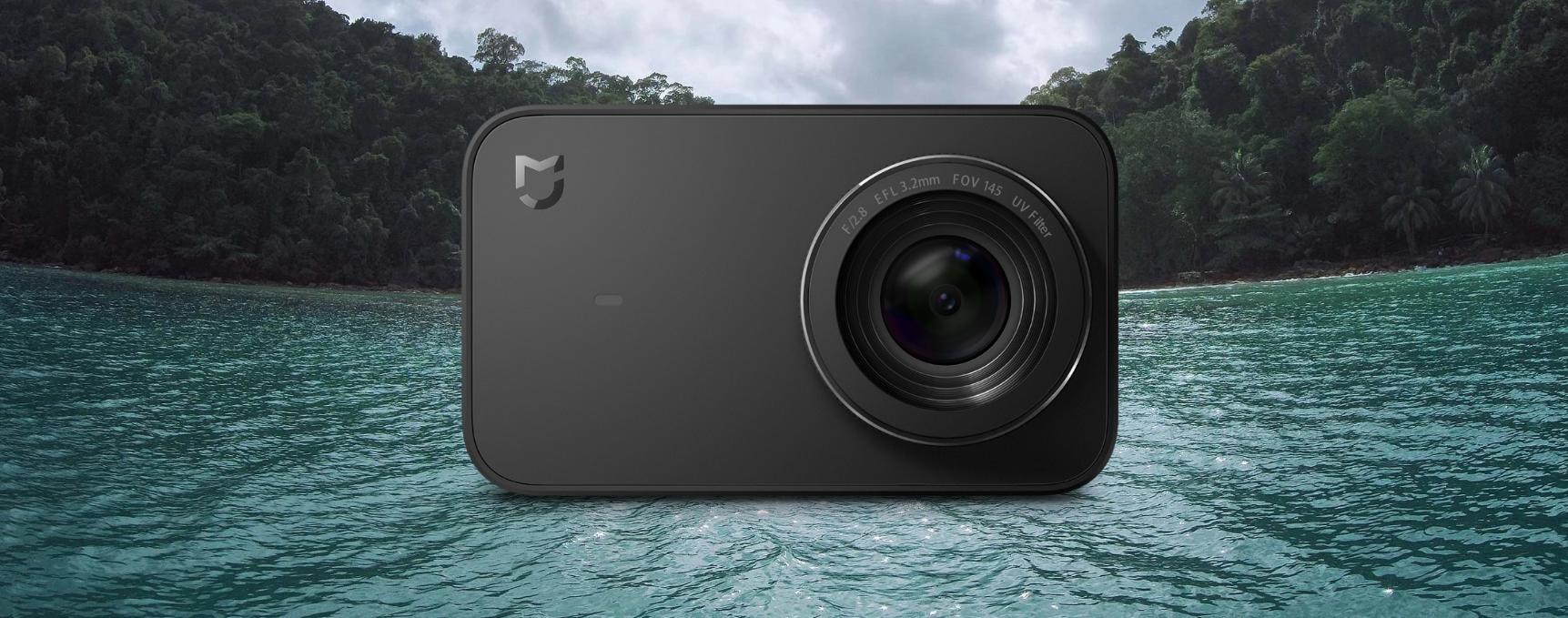 Xiaomi Mi Action Cam 4k