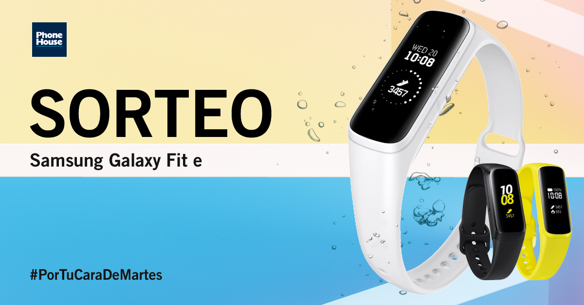 Sorteo Samsung Galaxy Fit e