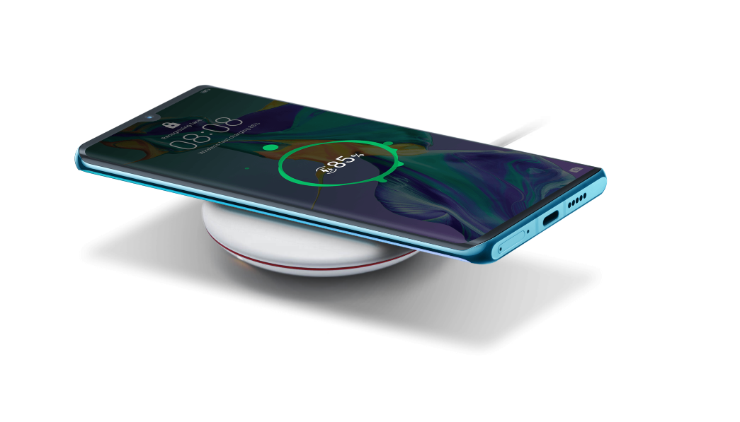 Carga Inalambrica Huawei