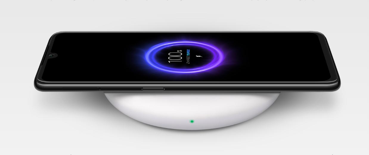Carga Inalambrica Xiaomi