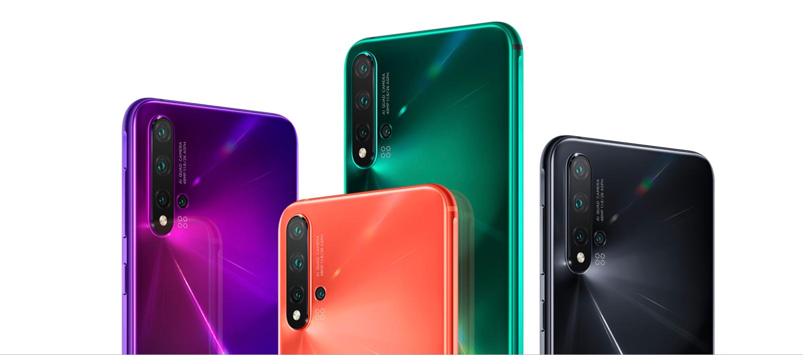 Huawei Nova Teléfonos