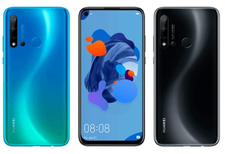 Huaweip20lite 2019