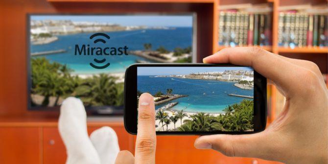 Miracast Chromecast