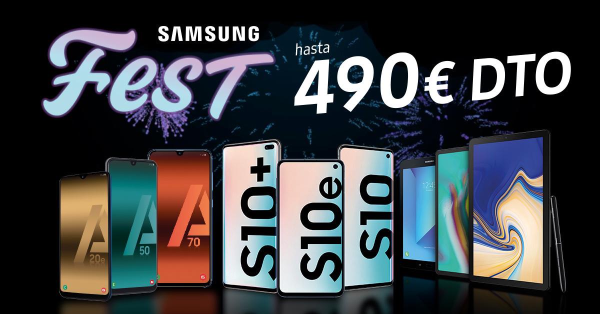 Samsung Fest Junio