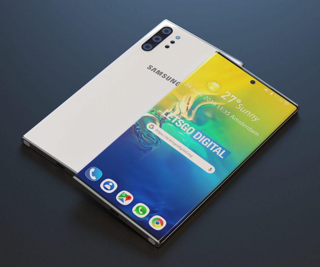 Samsung Galaxy Note10 2