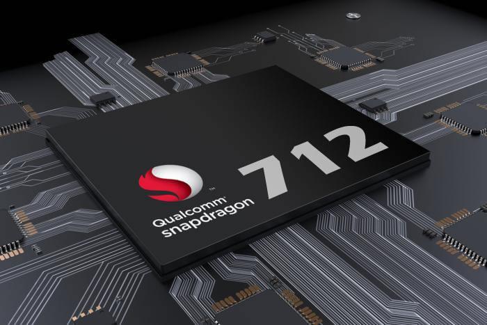 Procesador Snapdragon 712 de Qualcomm