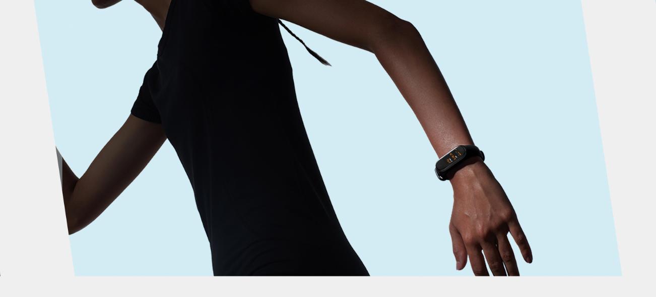 Xiaomi Mi Smart Band4