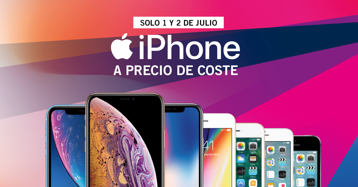 Iphone A Precio De Coste