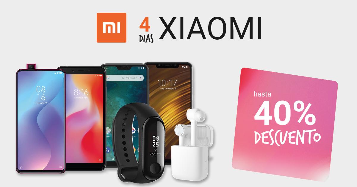4 Dias Xiaomi