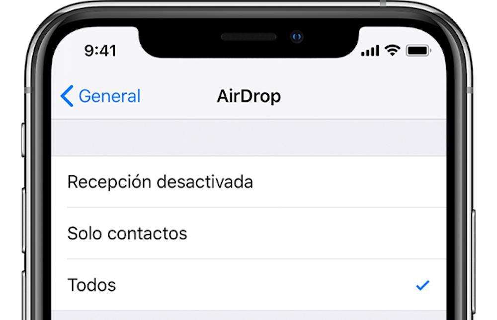 Airdrop Ios 13