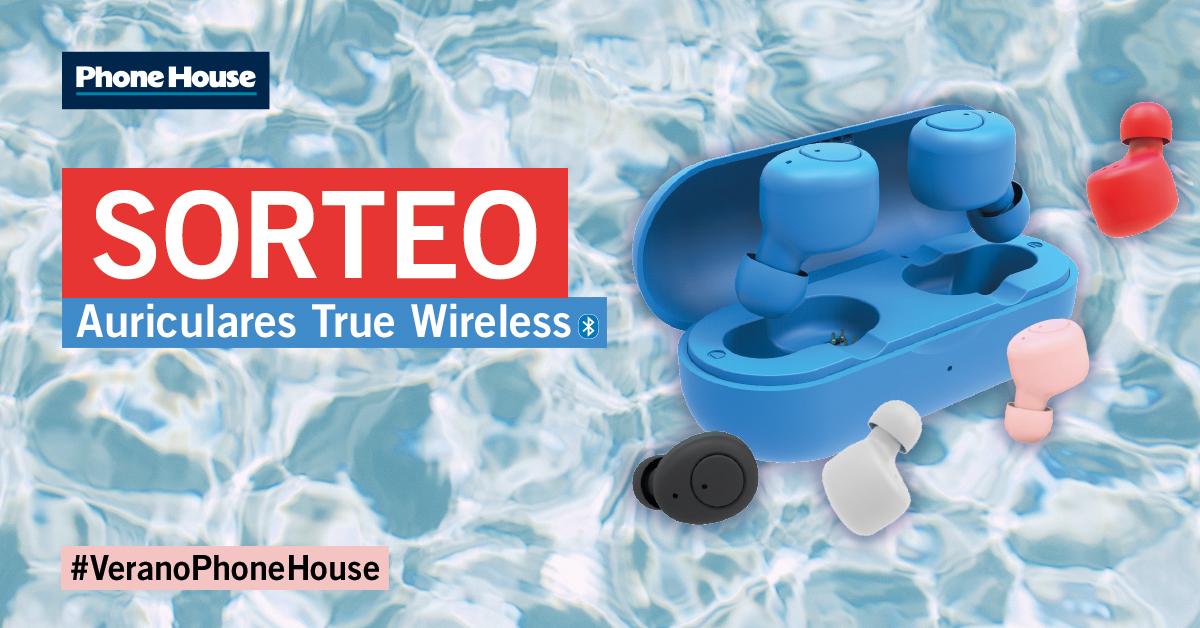 Sorteo True Wireless