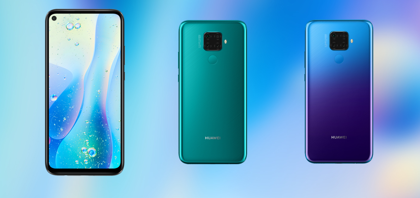 Huawei Novai5pro