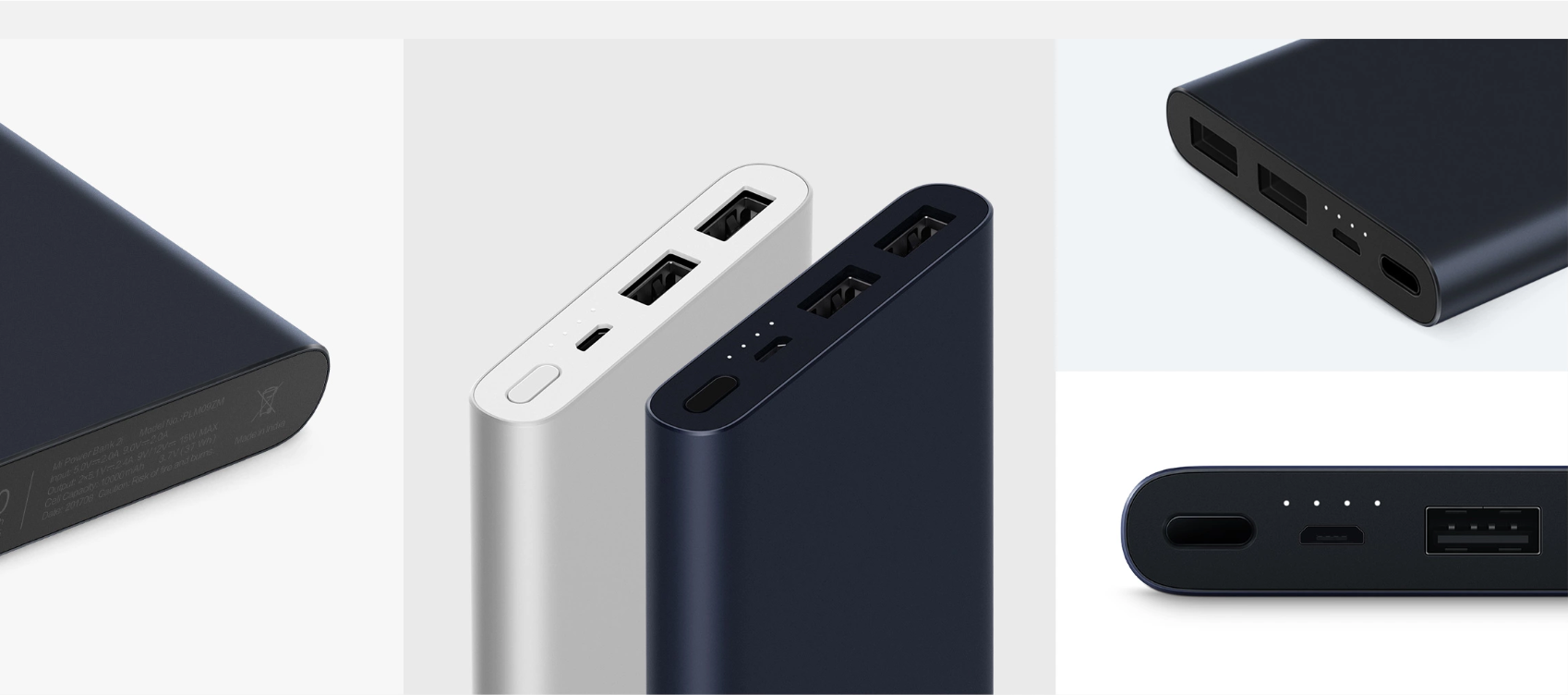 Xiaomi Powerbank 2s
