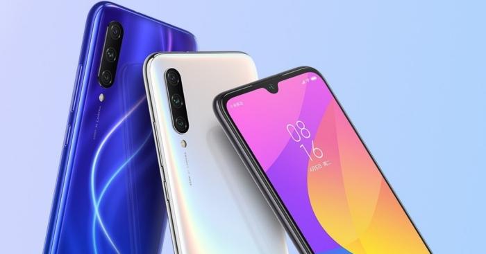 Xiaomi Mi A3 dos colores