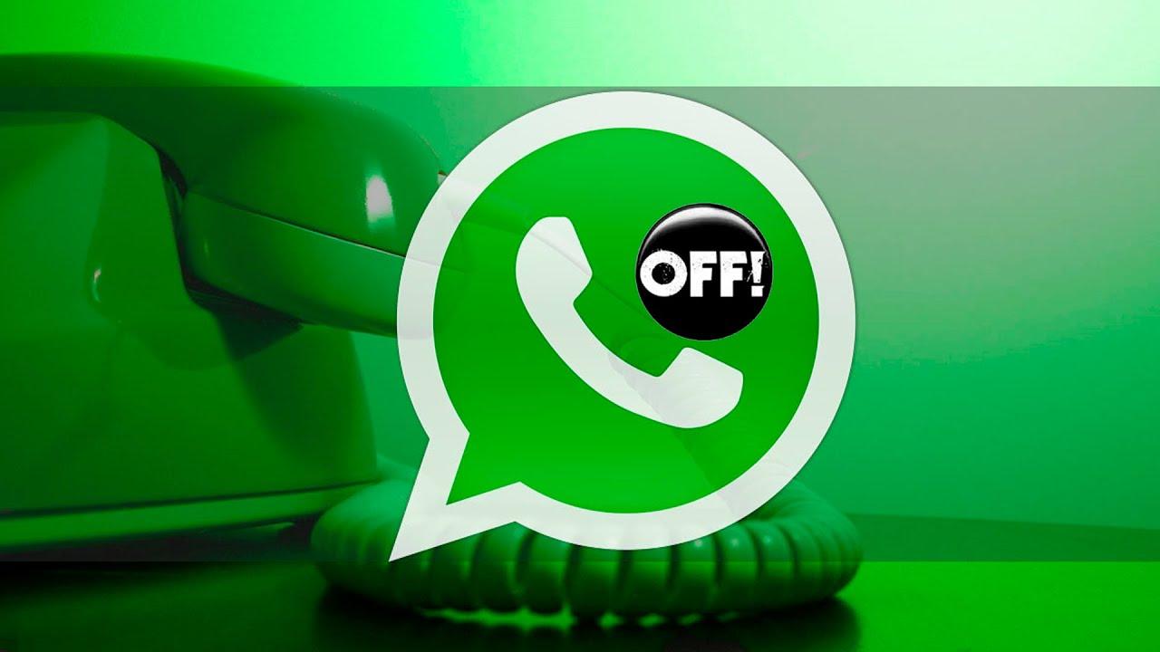 desconectar llamada whatsapp