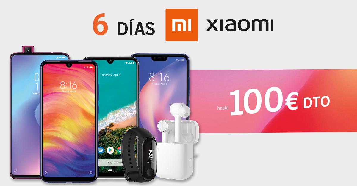6 Dias Xiaomi