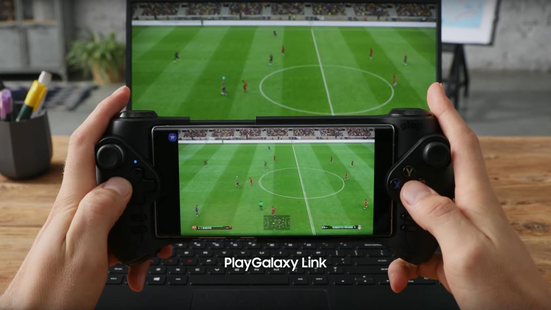 Galaxy Play Link
