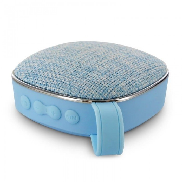 Muvit Muvit Life Altavoz Wireless Tela Azul