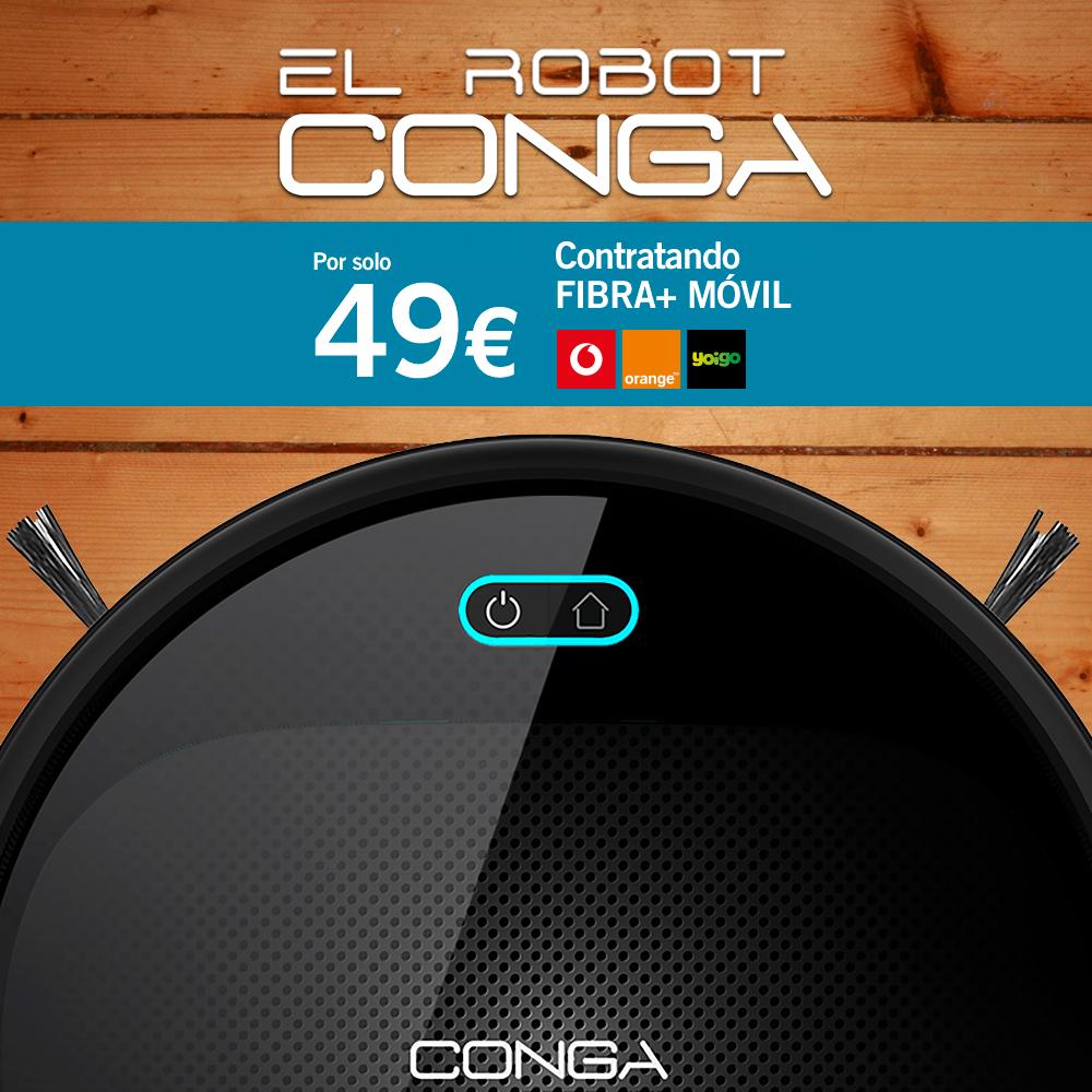 Robot Conga