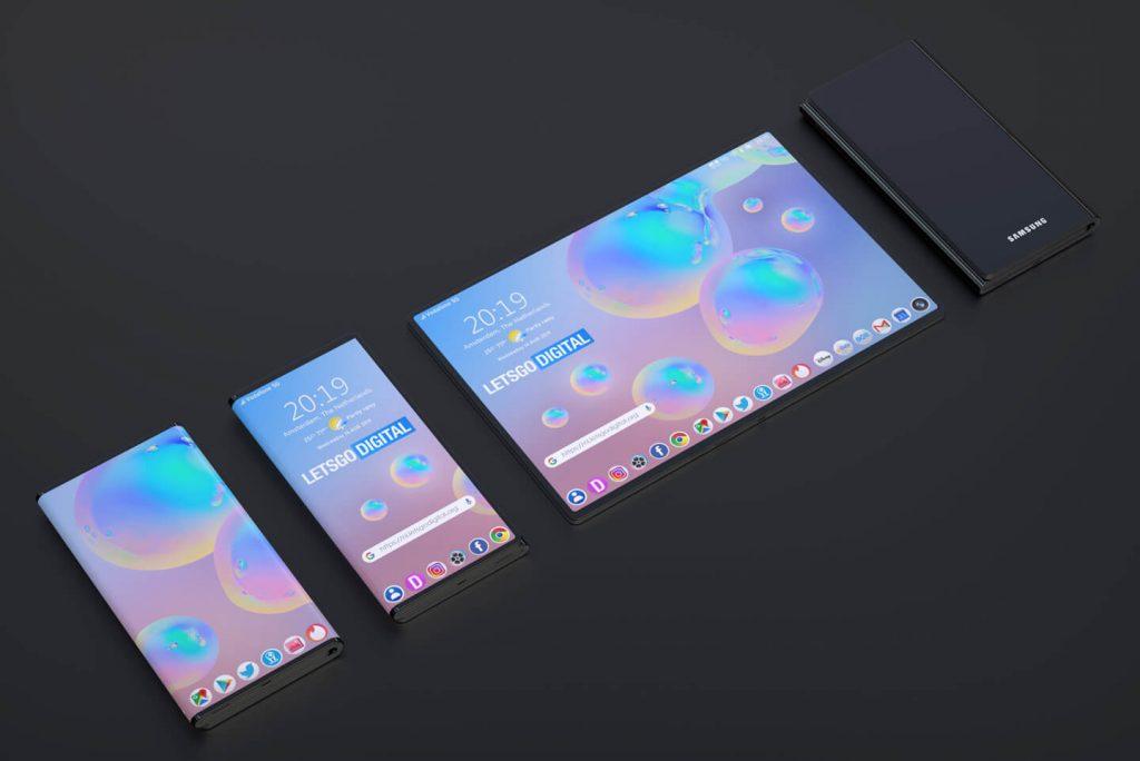 Samsung Galaxy Plegable
